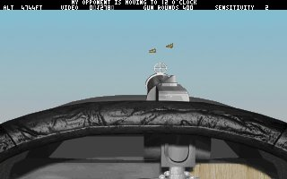 Dawn Patrol: Head to Head (1995, VGA, 256 colours)