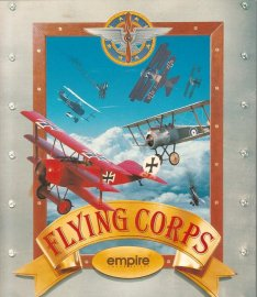 Flying Corps PC Box Cover (1996)