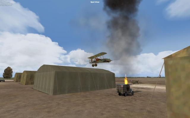 Ground attack