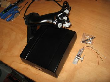 HOTAS Cougar - Throttle in original condition - Picture by Gremlin (09-May-2009)