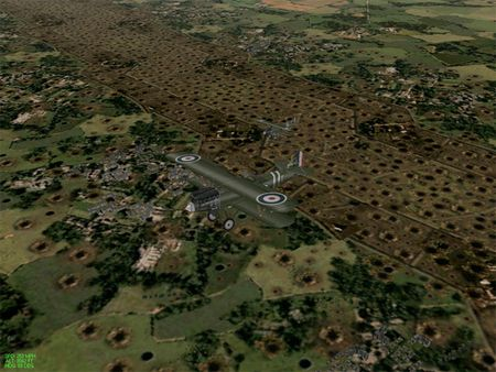 EAW WWI - Over Lille - Screenshot by Flying Tiger (15-Jan-2009)