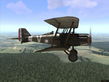 Rise Of Flight - British SE.5 - Screenshot by neoqb (28-Jul-2009)