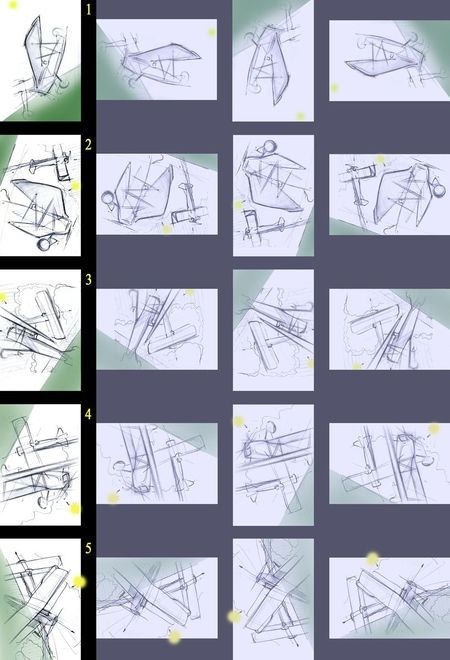 RoF WIP - Box Art Sketches (17-Feb-2009)