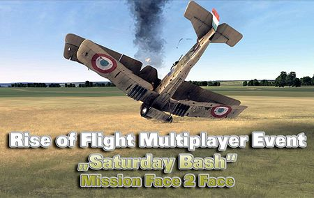 Saturday Bash - Mission Face 2 Face Teaser - by Jasta 99