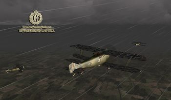 Phase 3 - Hannover CL.III on patrol - Screenshot by Polovski (14-Oct-2008)