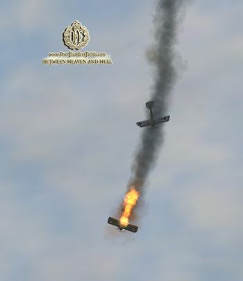 Phase 3 - SPAD goes down in flames - Screenshot by Polovski (09-Nov-2008)