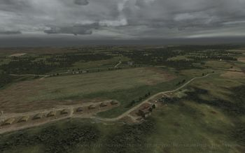 Phase 3 - An aerodrome - Screenshot by Polovski (Nov-2008)