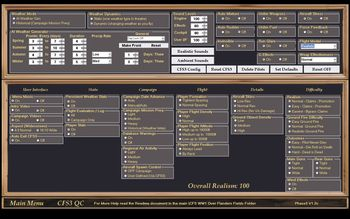 Phase 3 V1.20 - Workshops Screen - Screenshot by Gremlin (15-Feb-2009)