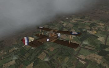 Phase 3 V1.30 - The Sopwith Strutter 1 1/2 Two-Seater - Screenshot by Gremlin (05-Apr-2009)