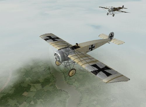 Red Baron 3D Graphics Patch