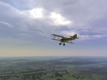 Rise Of Flight - SPAD XIII - Screenshot by neoqb (20-Dec-2008)