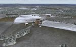 Rise Of Flight - Fly Now: Sopwith Camel in winter - Screenshot by Gremlin (13-Feb-2010)