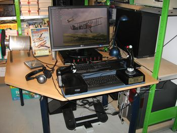 Gremlin's Rig - Picture by Gremlin (05-Apr-2009)