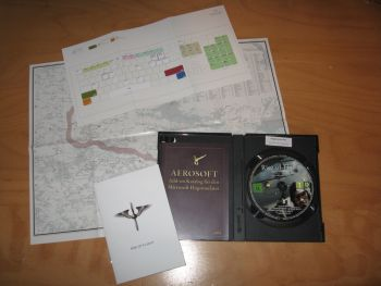 Rise Of Flight - German DVD box content - Picture by Gremlin (22-Oct-2009)