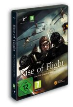 Rise Of Flight Box COver (German Version, 2009)