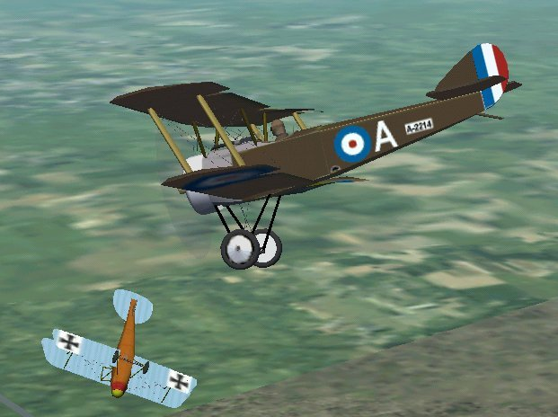 The Most Beautiful Flight Simulator about Planes of WW1 ...