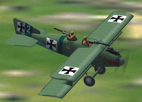 Microsoft Combat Flight Simulator 3 No-CD Patch for CFS3