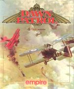 Dawn Patrol - Amiga Box Cover (1994)