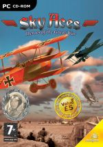 Sky Aces PC Box Cover (2006)