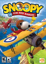 WWI: Aces Of The Sky - PC Box Cover (2007)
